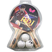Butterfly RDJ 2-Player Table Tennis Racket Set