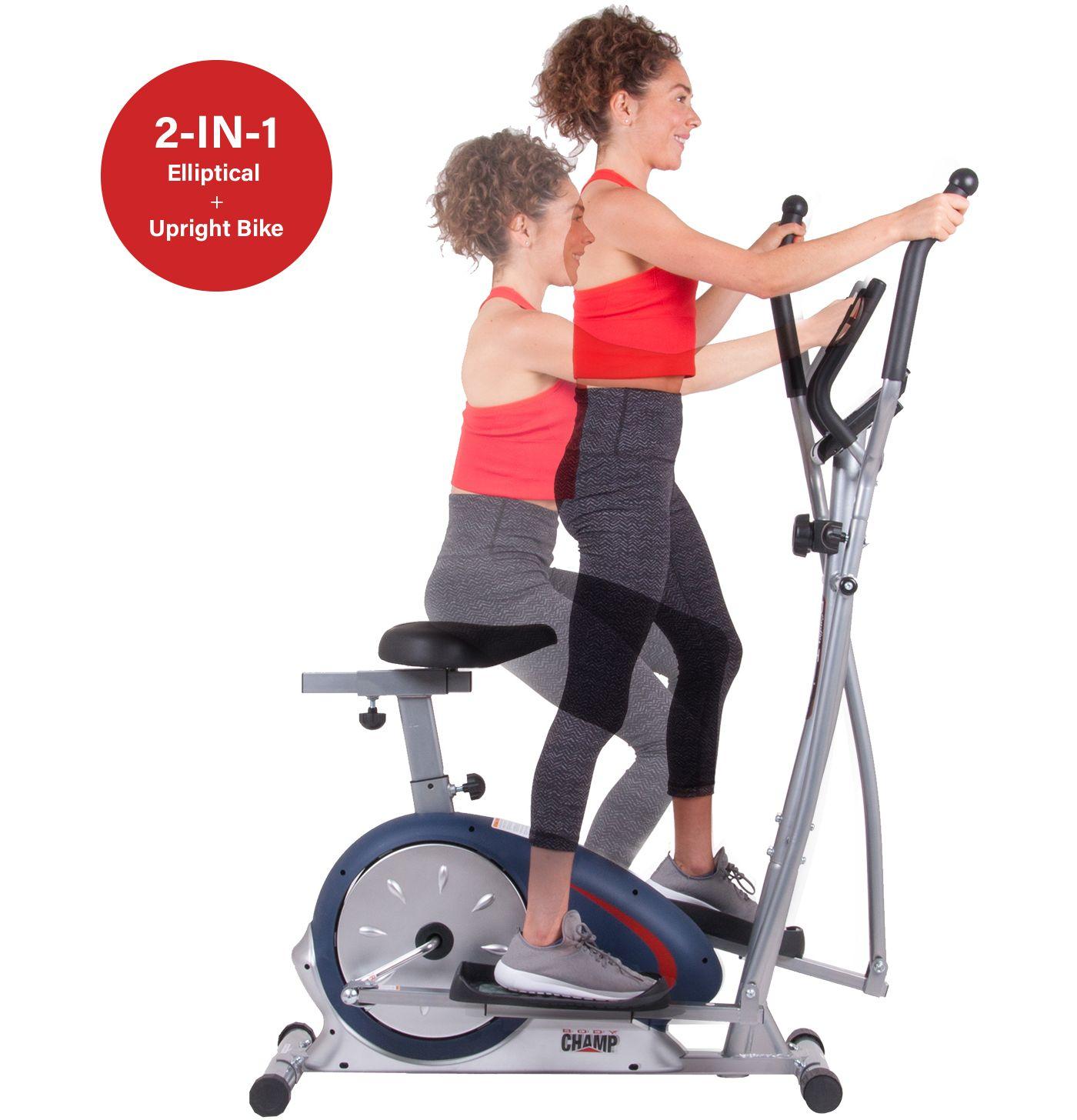 Body Champ Cardio Dual Trainer