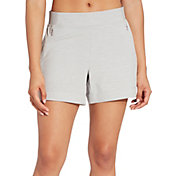 CALIA by Carrie Underwood Women's Anywhere Heather 5'' Cuff Shorts