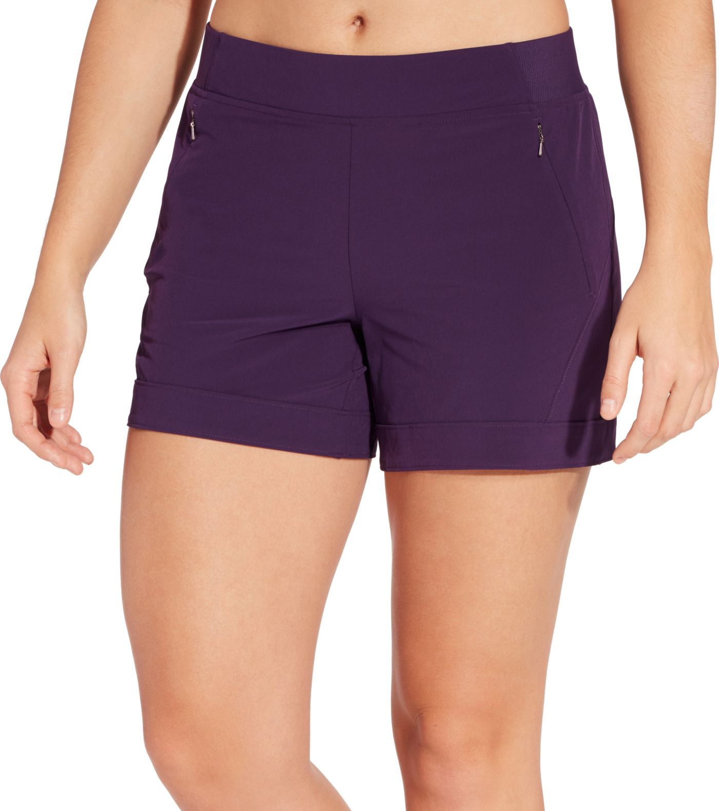CALIA by Carrie Underwood Women's Anywhere 5'' Cuff Shorts