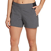 CALIA by Carrie Underwood Women's Woven 5'' Shorts (Regular and Plus)