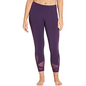 CALIA by Carrie Underwood Women's Essential 7/8 Wrap Leggings