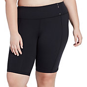 CALIA by Carrie Underwood Women's Plus Size Essential Bike Shorts