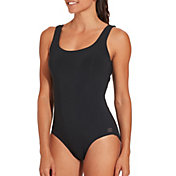 CALIA by Carrie Underwood Women's Cage Back Swimsuit