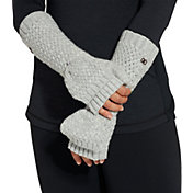 CALIA by Carrie Underwood Women's Basket Weave Pop Top Gloves