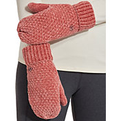 CALIA by Carrie Underwood Women's Chenille Mittens