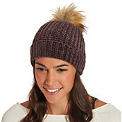 CALIA by Carrie Underwood Women's Chenille Pom Beanie