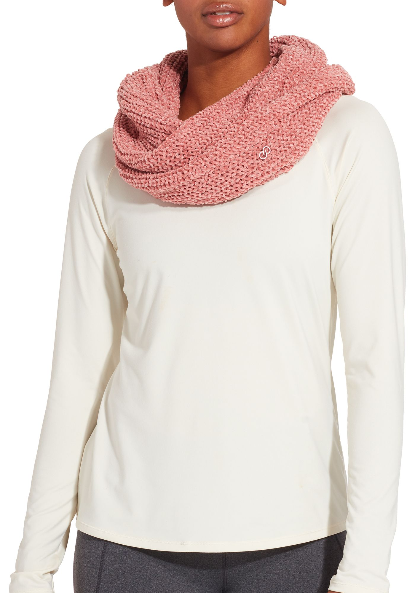 CALIA by Carrie Underwood Women's Chenille Snood