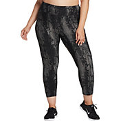 CALIA by Carrie Underwood Women's Plus Size Energize Printed 7/8 Leggings