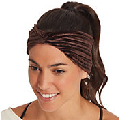 CALIA by Carrie Underwood Women's Pleated Velvet Headband