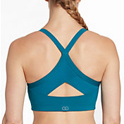 CALIA by Carrie Underwood Women's Power Open Back Sports Bra