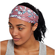 CALIA by Carrie Underwood Women's Reversible Print Wide Knit Headband