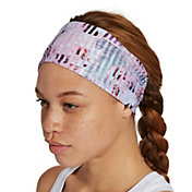 CALIA by Carrie Underwood Women's Reversible Print Wide Knit Headband