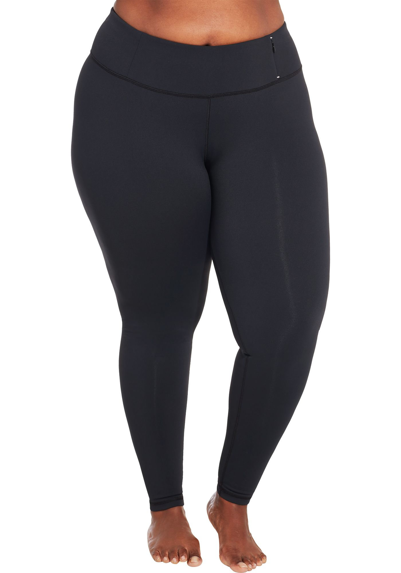 CALIA by Carrie Underwood Women's Plus Size Essential Mid-Rise Leggings