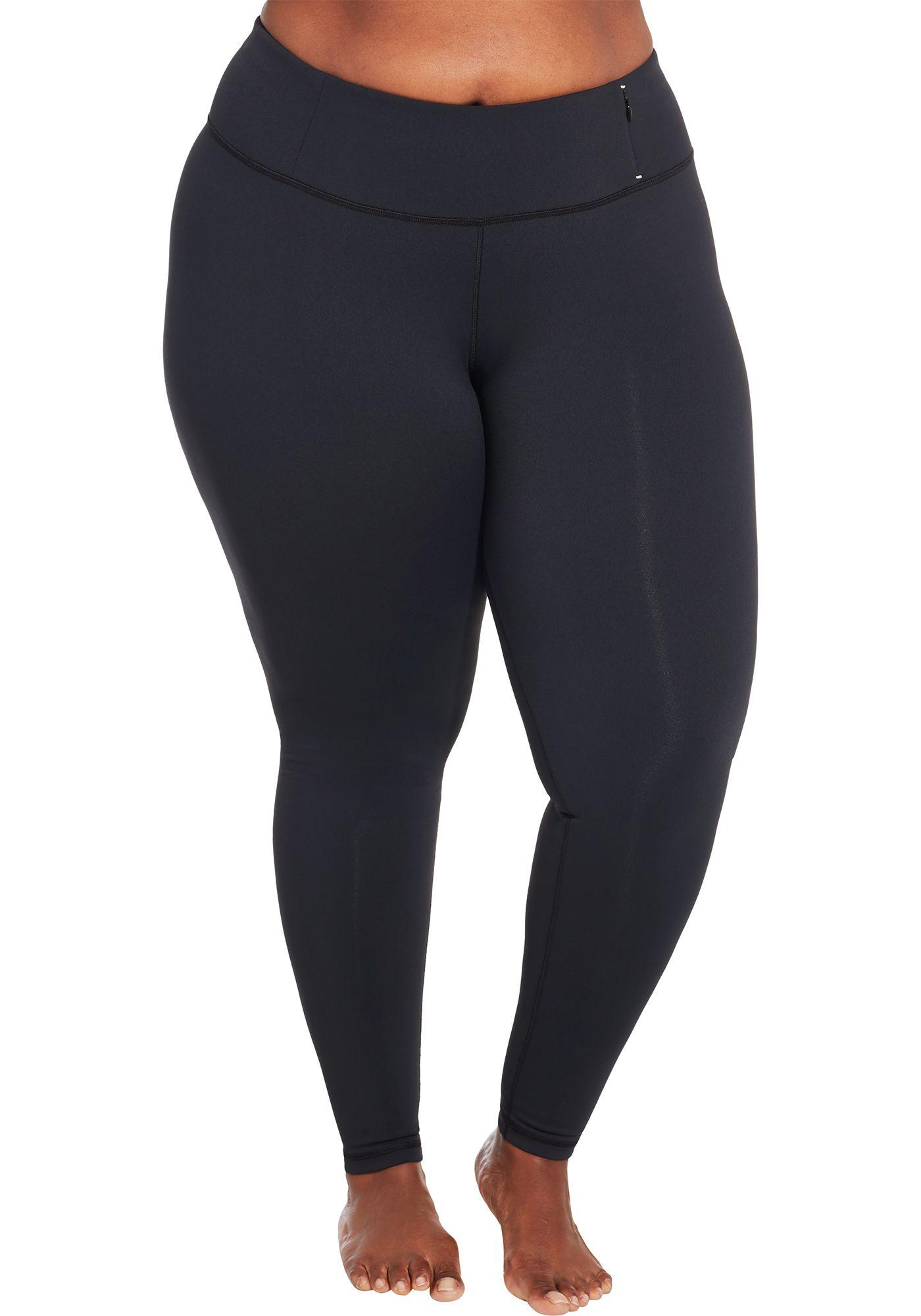 CALIA by Carrie Underwood Women's Plus Size Essential Leggings