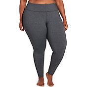 CALIA by Carrie Underwood Women's Plus Size Essential Heather Leggings