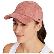 CALIA by Carrie Underwood Women's Tonal Print Faux Suede Hat