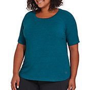CALIA by Carrie Underwood Women's Plus Size Everyday Heather T-Shirt