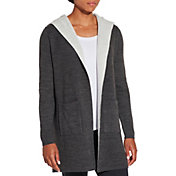 CALIA by Carrie Underwood Women's Effortless Heather Duster Cardigan