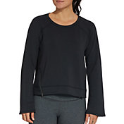 CALIA by Carrie Underwood Women's Effortless Zipper Sweatshirt