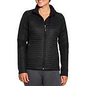 CALIA by Carrie Underwood Full Zip Puffer Hybrid Jacket