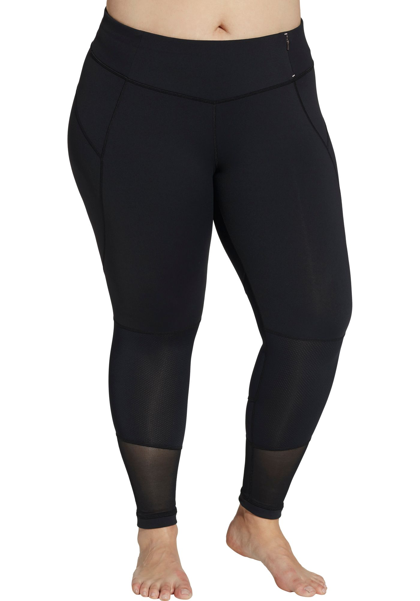 CALIA by Carrie Underwood Women's Plus Size Essential Filament Leggings