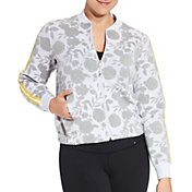 CALIA by Carrie Underwood Women's Burnout Spacer Jacket