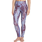 CALIA by Carrie Underwood Women's Essentials Printed Zipper Pocket Leggings