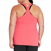 CALIA by Carrie Underwood Women's Plus Size Fitted Move Tank Top