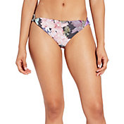 CALIA by Carrie Underwood Women's Knot Side Swim Bottom