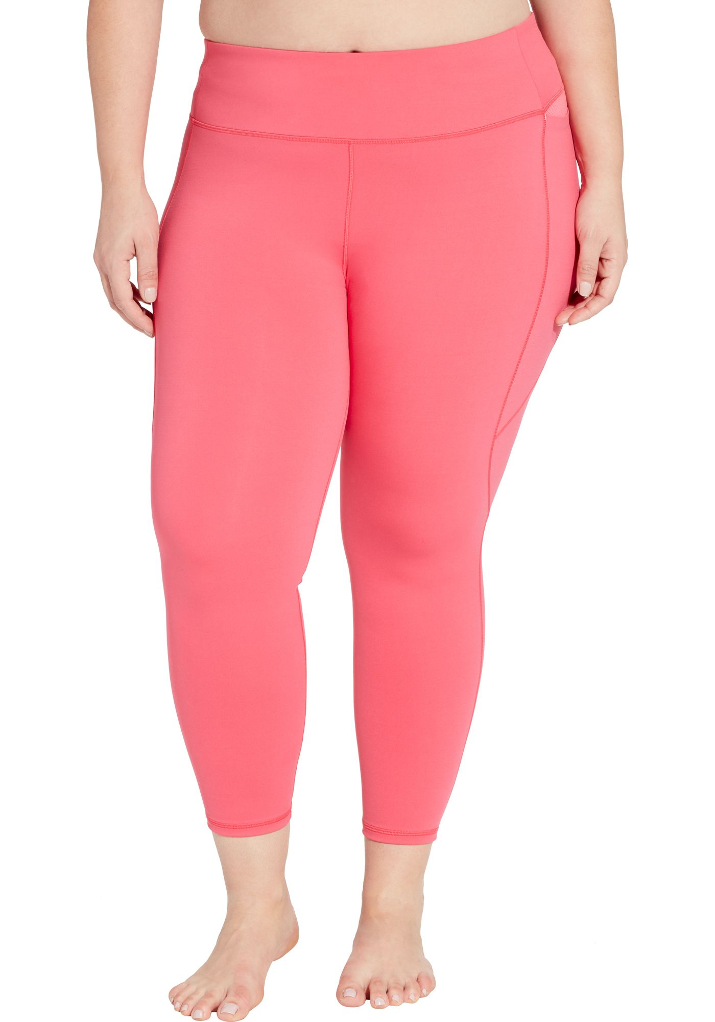 CALIA by Carrie Underwood Women's Plus Size Energize 7/8 Leggings