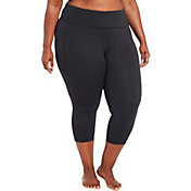 CALIA by Carrie Underwood Women's Plus Size Energize Crop Tights