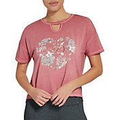 CALIA by Carrie Underwood Women's Graphic Boxy T-Shirt