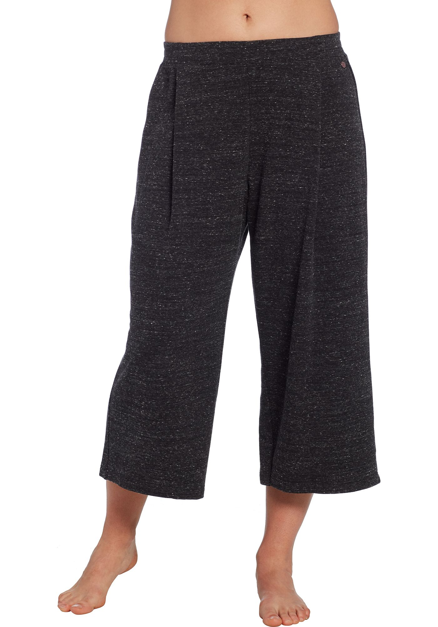 CALIA by Carrie Underwood Women's Effortless Wide Leg Cropped Culottes