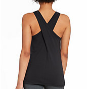 CALIA by Carrie Underwood Women's Cross Back Tank Top