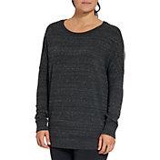 CALIA by Carrie Underwood Women's Effortless Zip Detail Sweatshirt