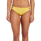CALIA by Carrie Underwood Women's Elastic Side Swim Bottoms