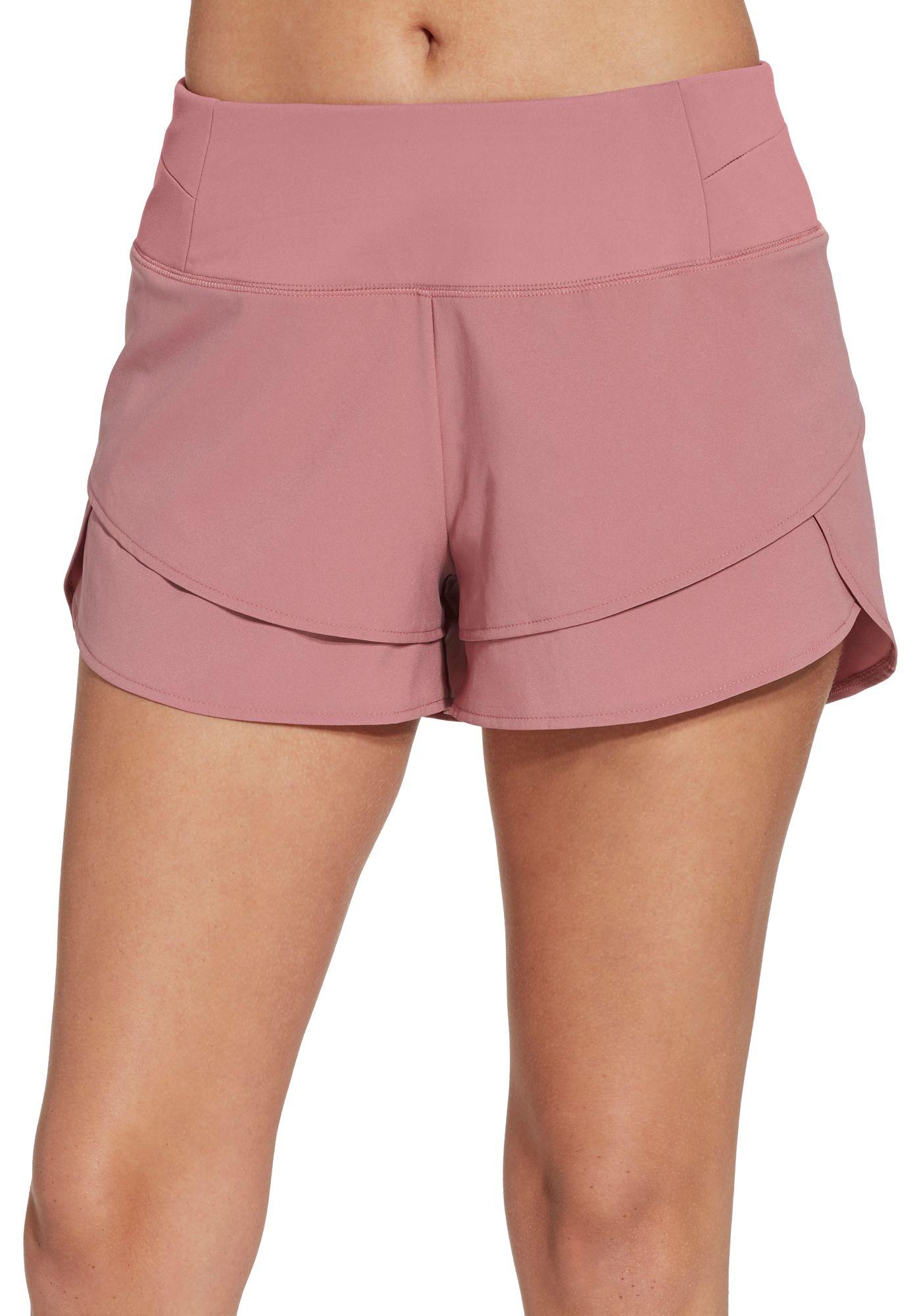CALIA by Carrie Underwood Women's Anywhere Petal Hem Shorts