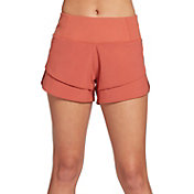 CALIA by Carrie Underwood Women's Anywhere Petal Hem Shorts