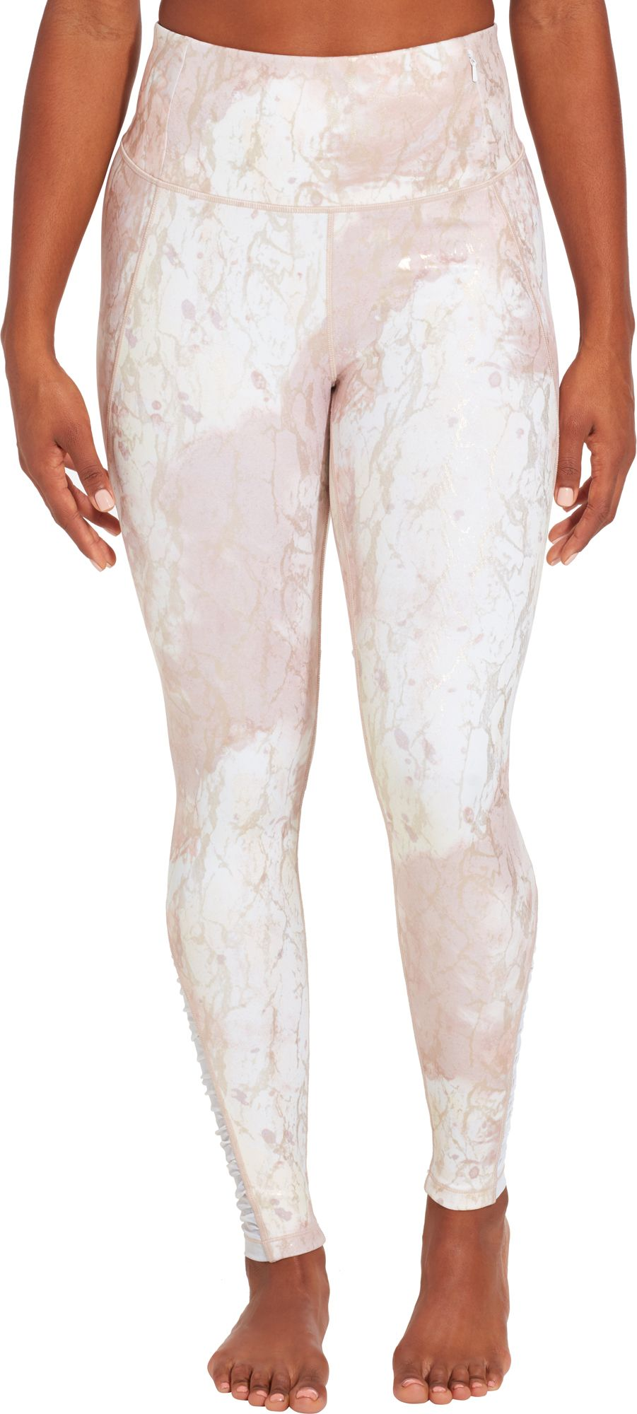 7ec5ea4d8fd2 CALIA by Carrie Underwood Women's Essential Printed High Waist Ruched  Leggings | Fitness Apparel for Your Life.Proposition 65 warning  iconProposition 65 ...