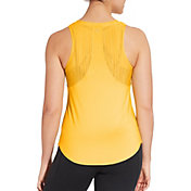CALIA by Carrie Underwood Women's Move Mesh Inset Tank Top