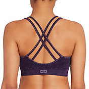 CALIA by Carrie Underwood Women's Strappy Back Seamless Sports Bra