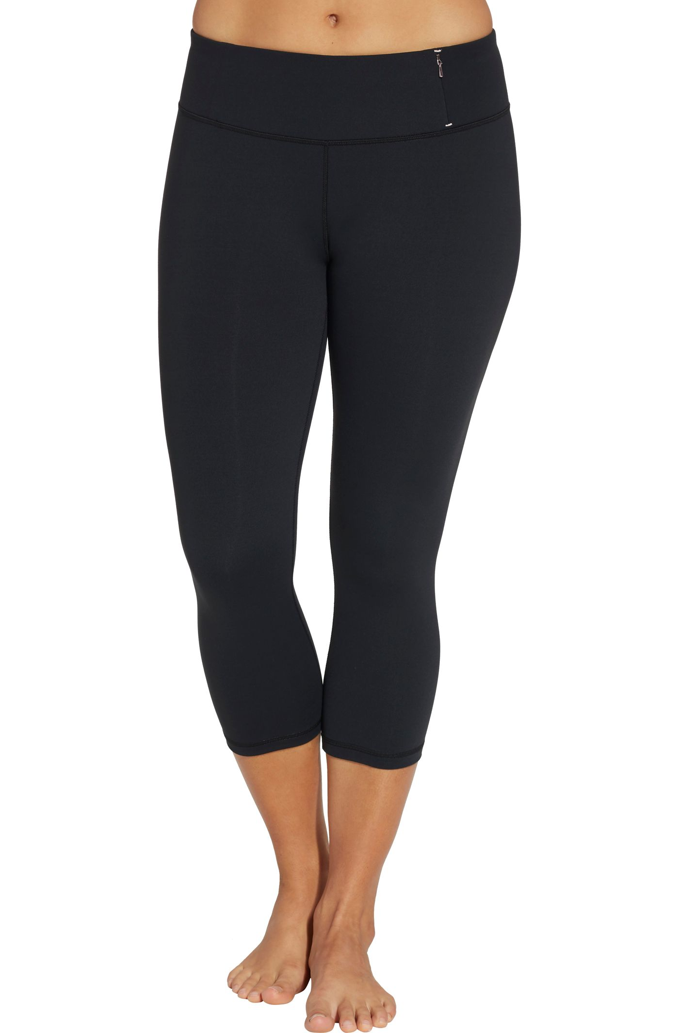 CALIA by Carrie Underwood Women's Essential No Seam Capris