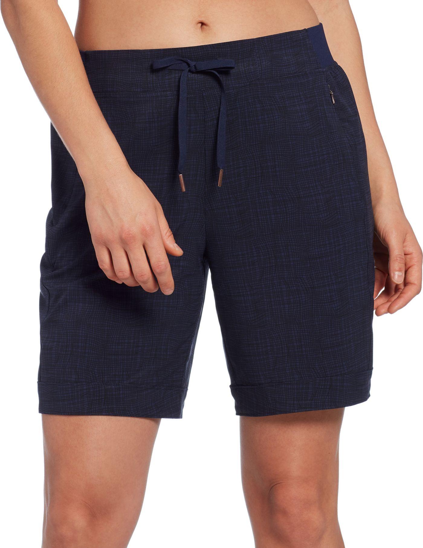 CALIA by Carrie Underwood Women's Anywhere Printed Bermuda Shorts