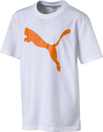 PUMA Boys' Big Cat Jr Golf Tee