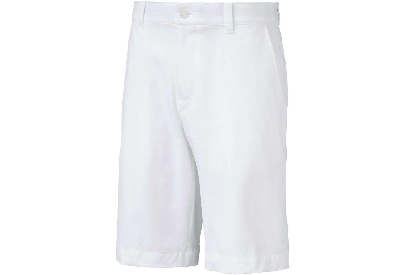 PUMA Boys' Heather Pounce Jr Golf Shorts