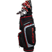 Cobra XL Complete Set – (Graphite) – Black/Red