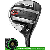 Cobra KING F9 Speedback Fairway Wood – Satin Black/Avalanche