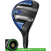 Cobra KING F9 Speedback ONE Length Hybrid – Satin Black/Blue