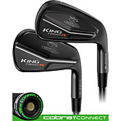 Cobra KING Forged MB/CB Irons – (Steel)